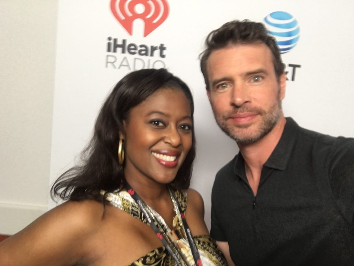 Scott Foley and Chad Michael Murray!  Big Stars who are Big on Country Music and Love Giving Back to help others.