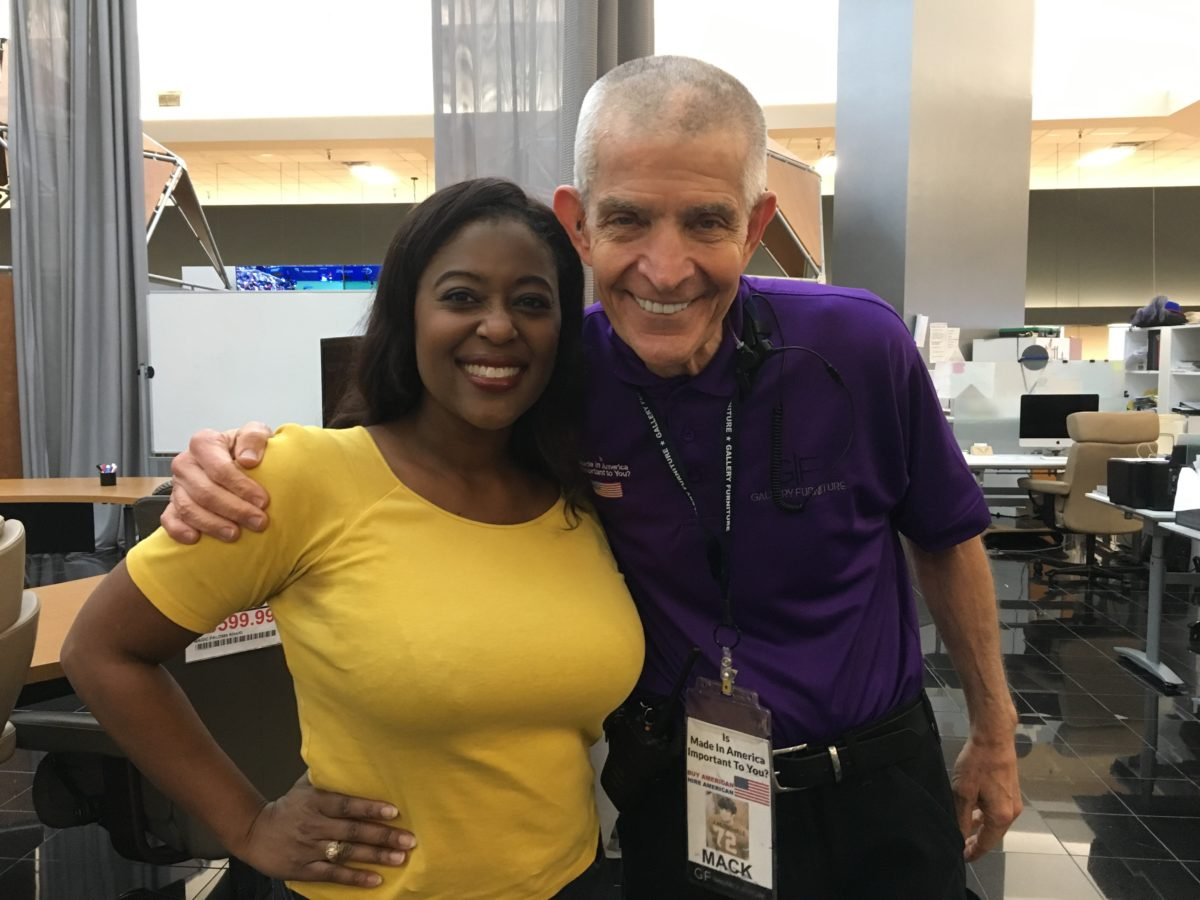 "Jim McIngvale ""Mattress Mack"": Furniture Store Owner, Humanitarian, Hero During Houston's Massive Tropical Storm"